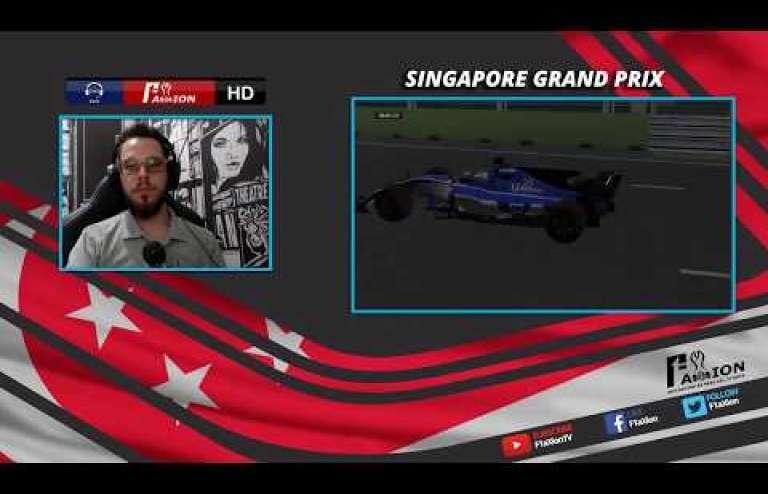 Round 13 Singapore GP 19.3.2018