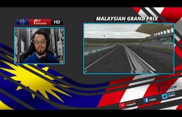 Round 14 Malaysian GP 2.4.2018