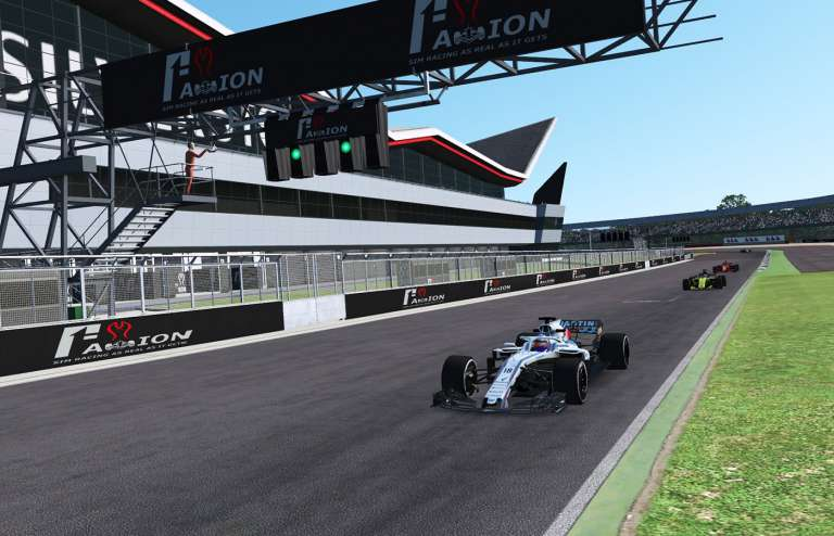 F1AXION SILVERSTONE