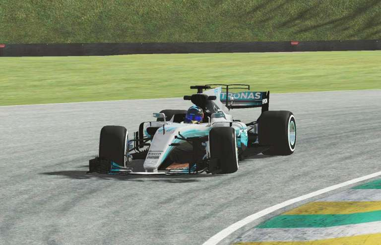 Driver of the Day Brazilian GP