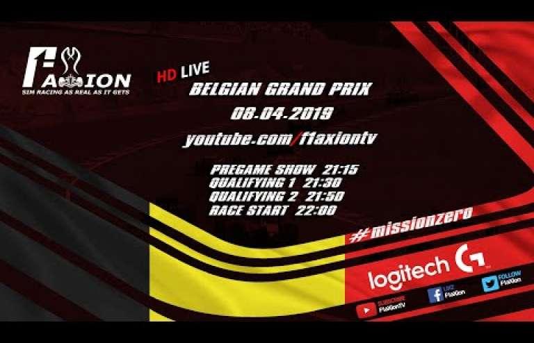 Round 11 Belgian GP 2019