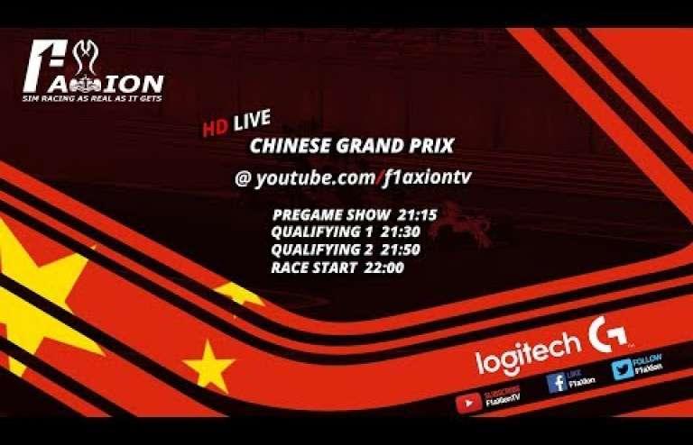 Round 3 Chinese GP