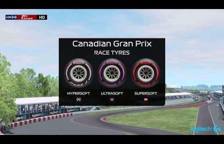 Round 6 Canadian GP 2019