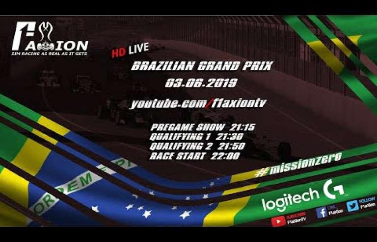 Round 17 Βrazilian GP 2019