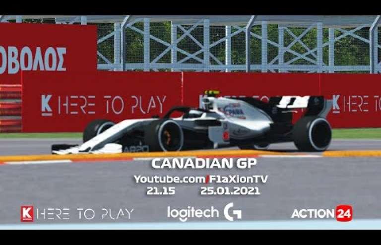 Round 7 Canada 2021