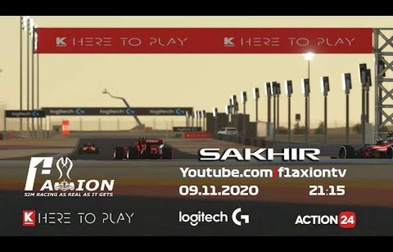 Round 2 Bahrain