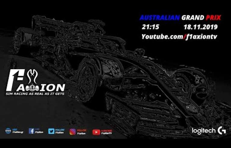 Round 1 Australian GP 2019