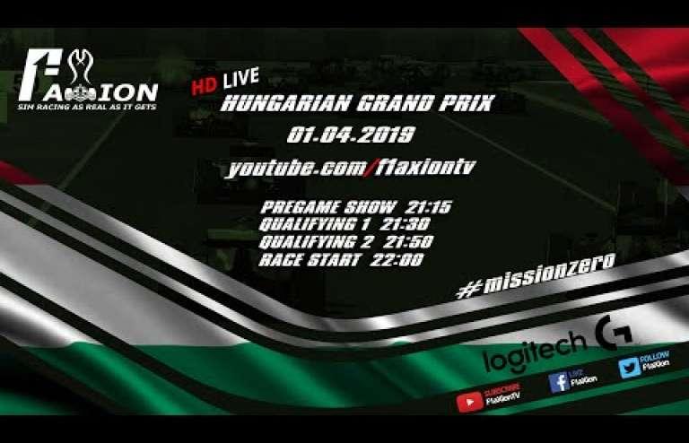 Round 10 Hungarian GP 2019