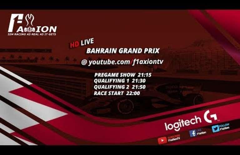 ROUND 2 BAHRAIN GP 2018